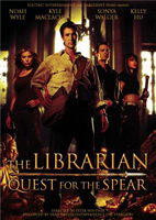librarian quest for the spear